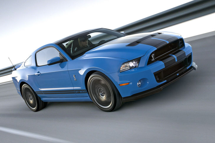 Ford Mustang 2015 foto - 5