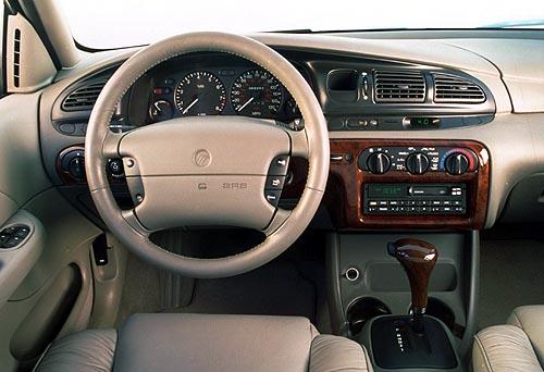 Ford Mystique 1998 foto - 1