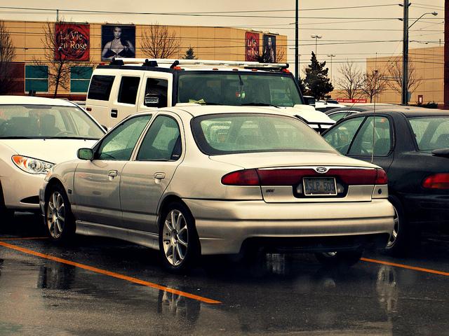 Ford Mystique 1998 foto - 5