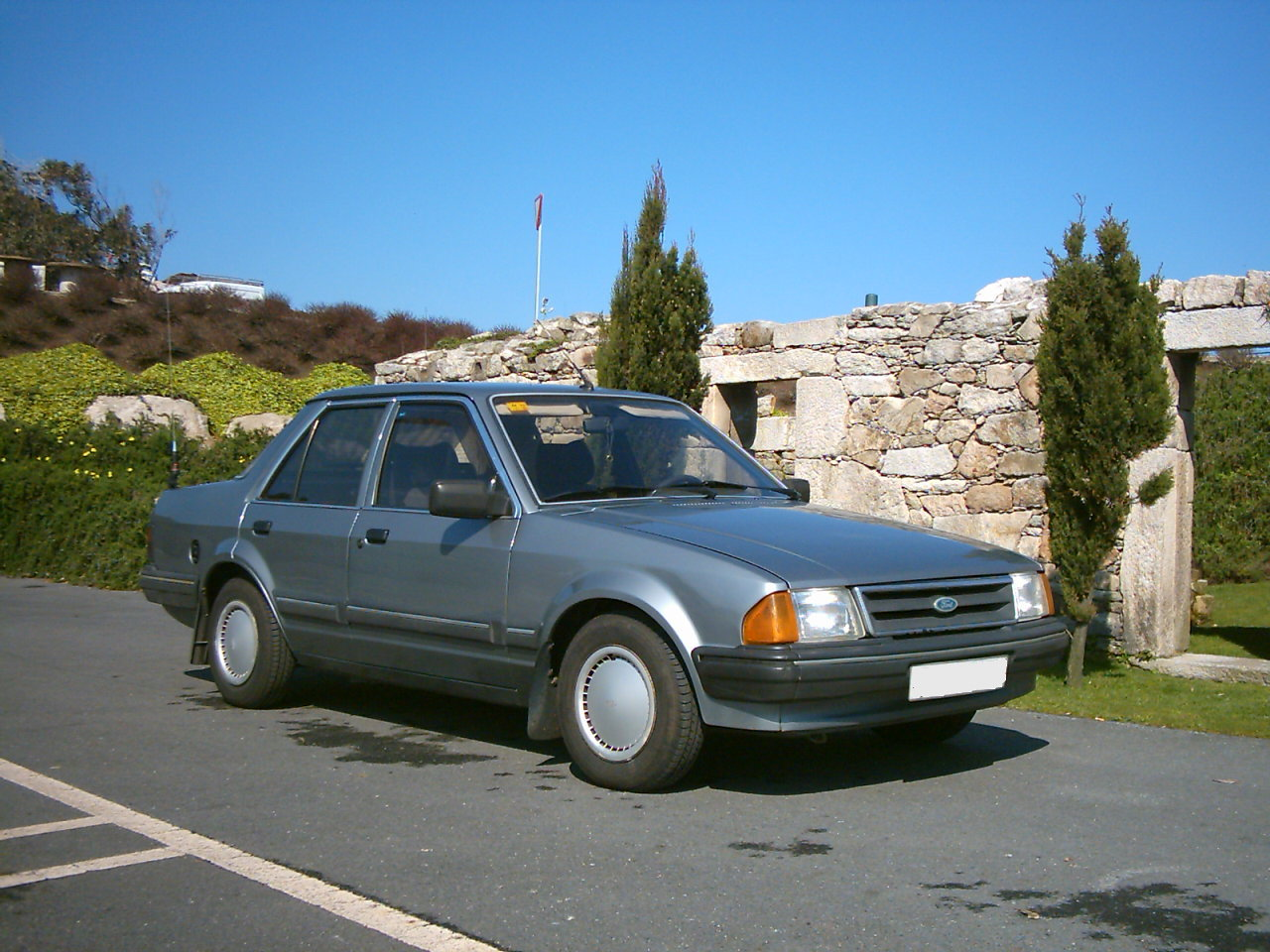 Ford Orion 1984 foto - 2