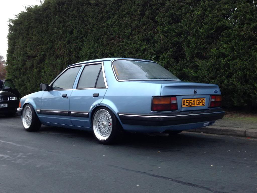 Ford Orion 1984 foto - 3