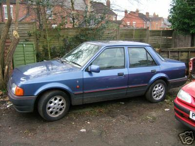 Ford Orion 1986 foto - 3