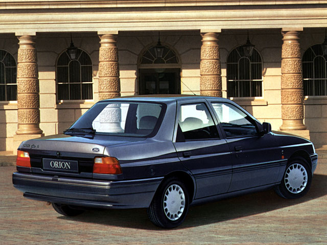 Ford Orion 1990 foto - 4