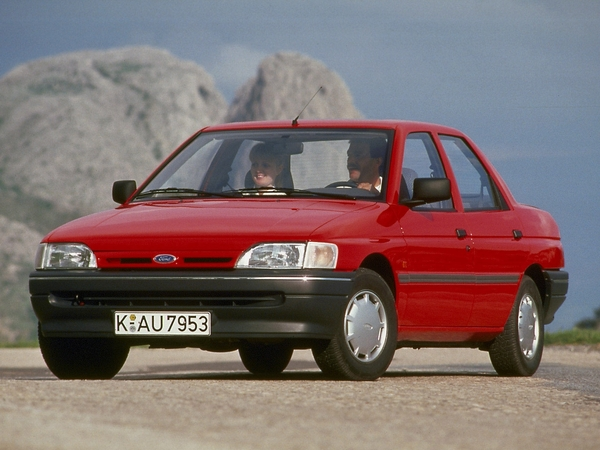 Ford Orion 1991 foto - 3