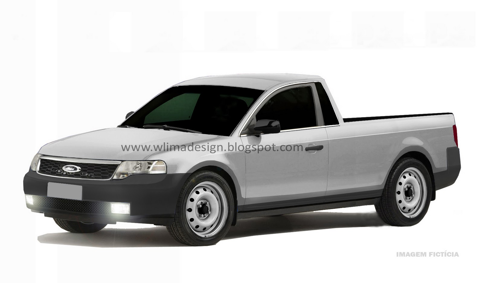 Ford Pampa 1997 foto - 1