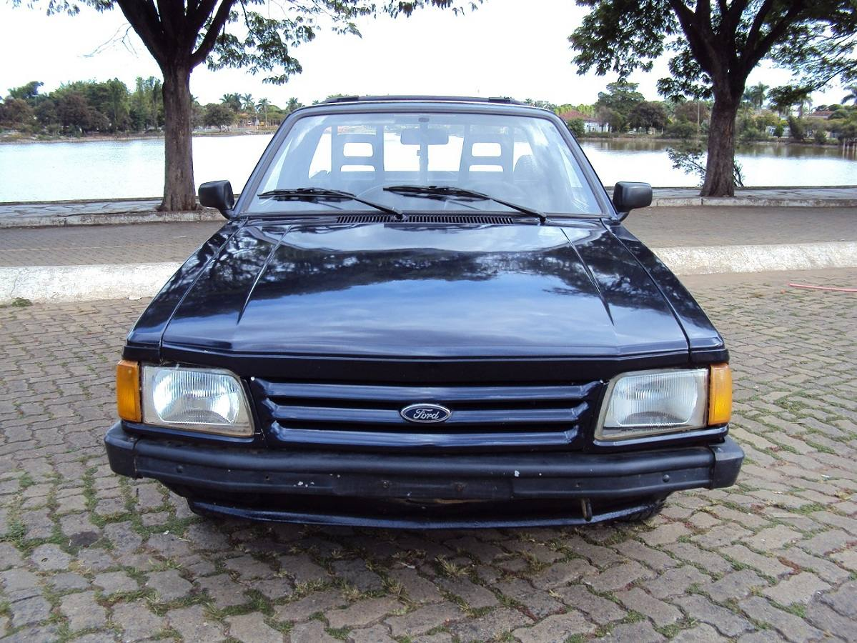 Ford Pampa 1997 foto - 3
