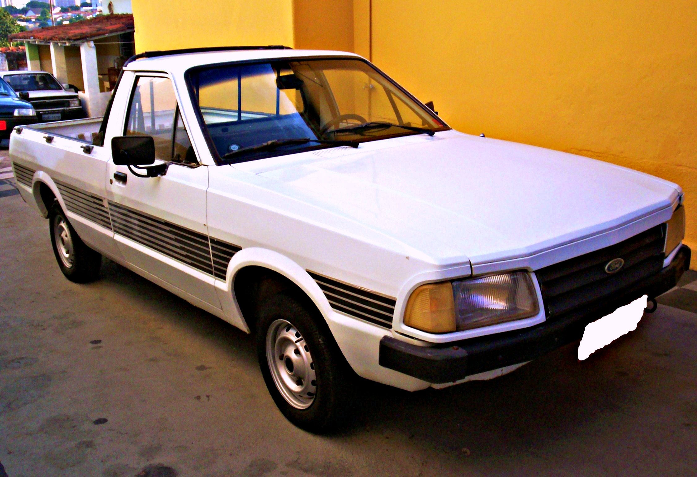 Ford Pampa 1997 foto - 4