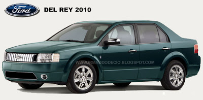Ford Pampa 2010 foto - 4