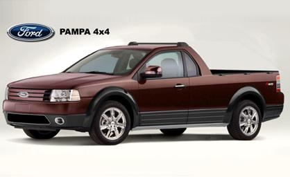 Ford Pampa 2015 foto - 1