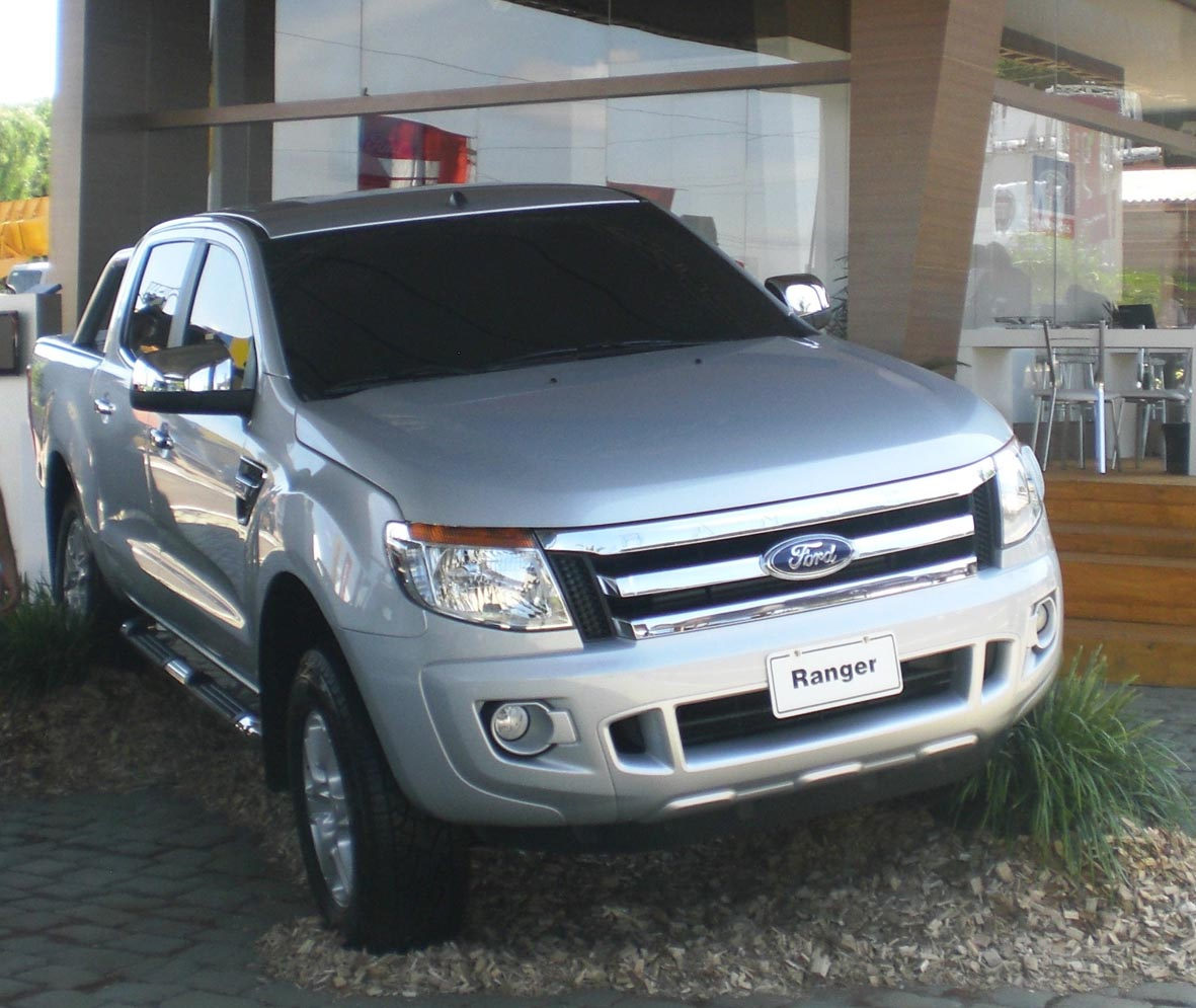 Ford Pampa 2015 foto - 5