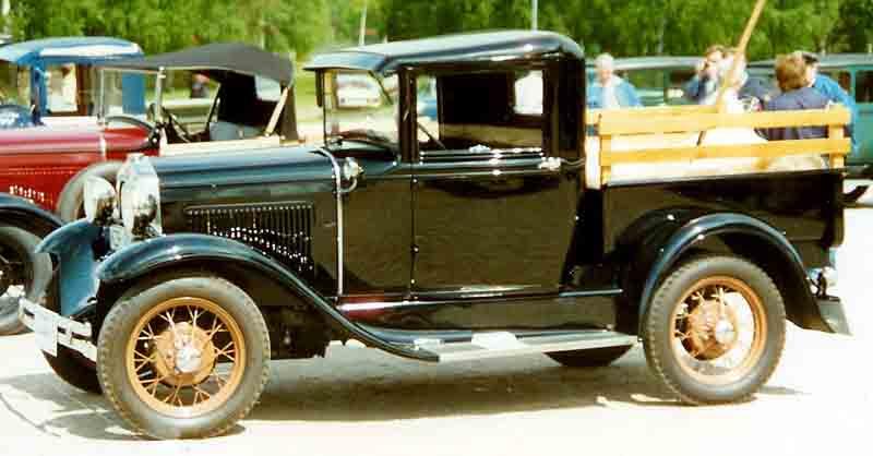 Ford Pickup 1930 foto - 1