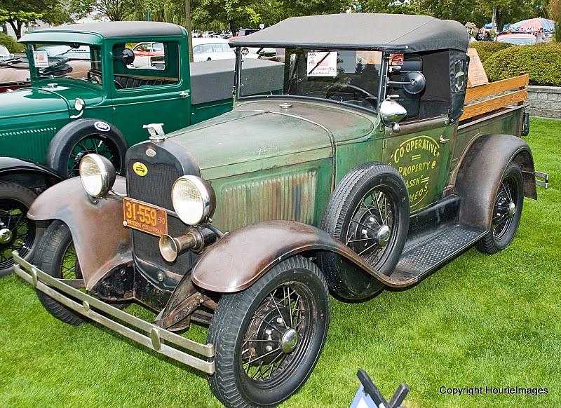 Ford Pickup 1930 foto - 2