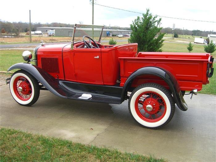 Ford Pickup 1930 foto - 5