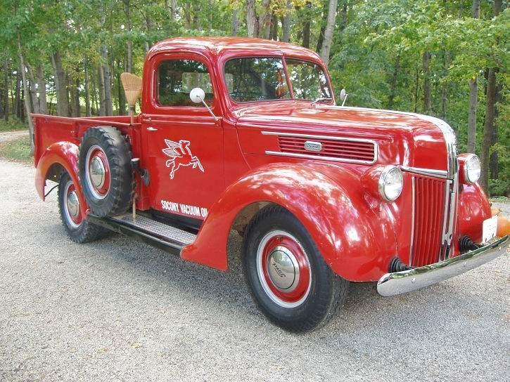 Ford Pickup 1941 foto - 1