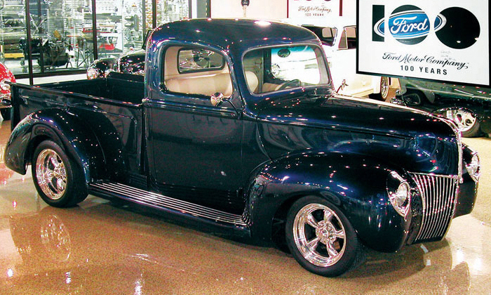 Ford Pickup 1941 foto - 2