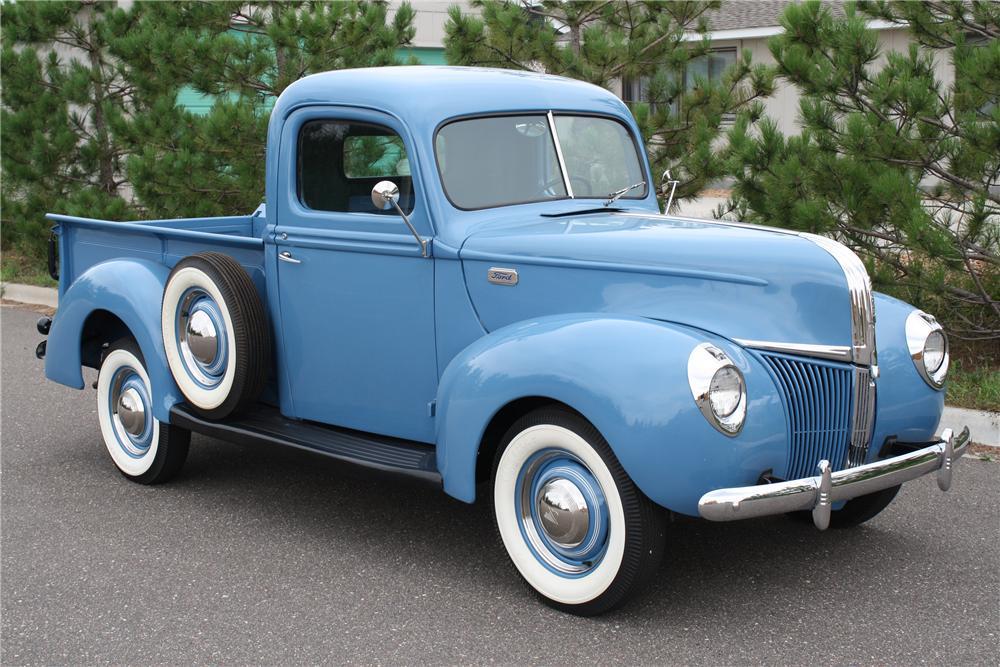 Ford Pickup 1941 foto - 4