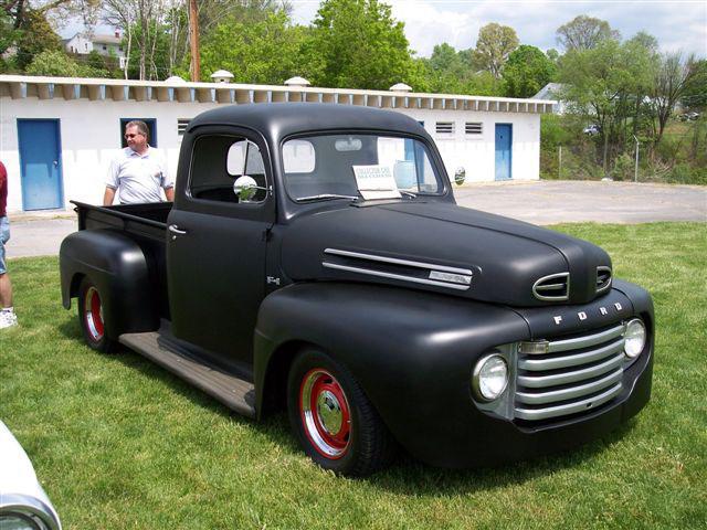 Ford Pickup 1950 foto - 3