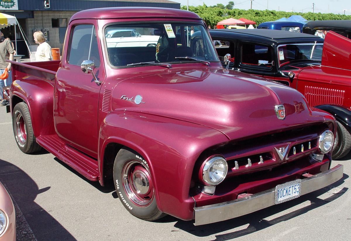 Ford Pickup 1950 foto - 5
