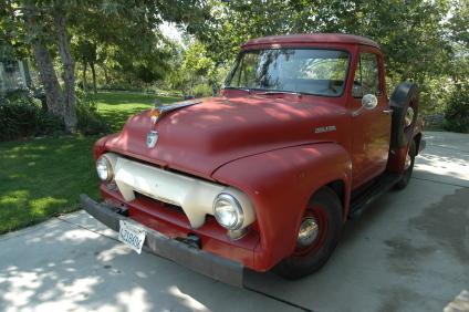 Ford Pickup 1954 foto - 3