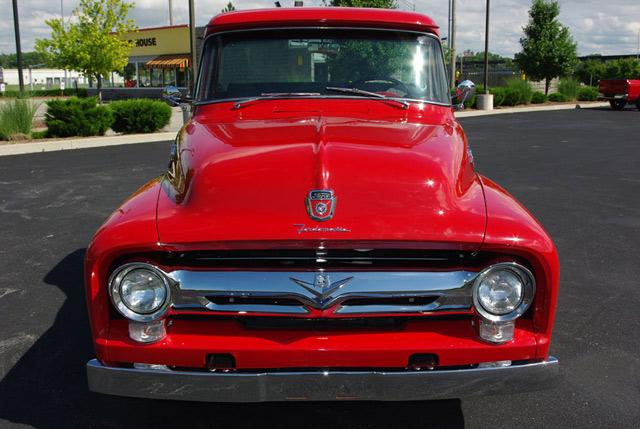 Ford Pickup 1956 foto - 4