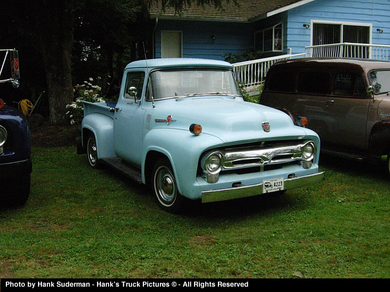 Ford Pickup 1956 foto - 5