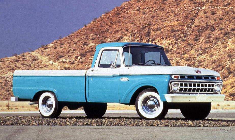 Ford Pickup 1963 foto - 3