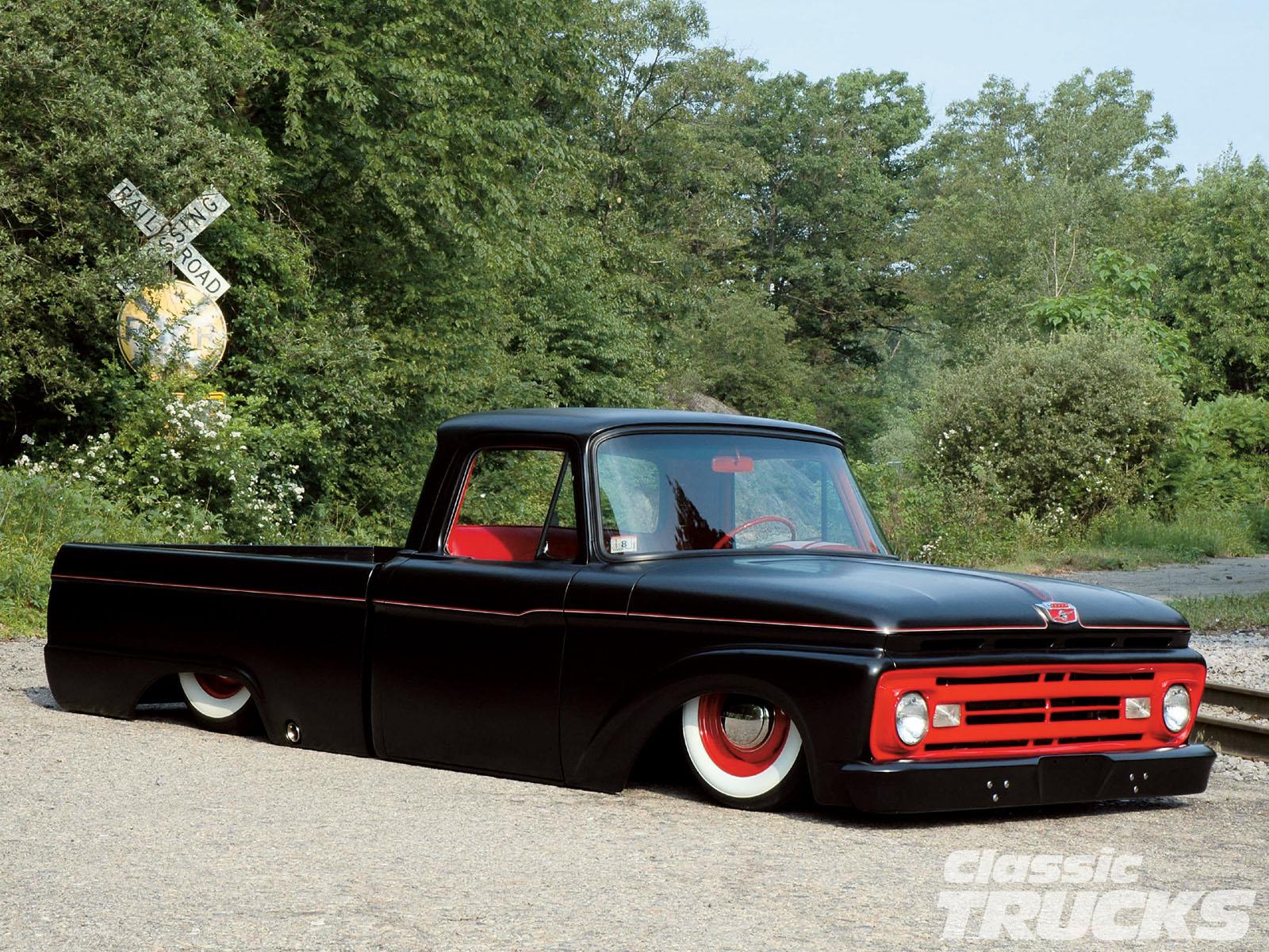 Ford Pickup 1963 foto - 4