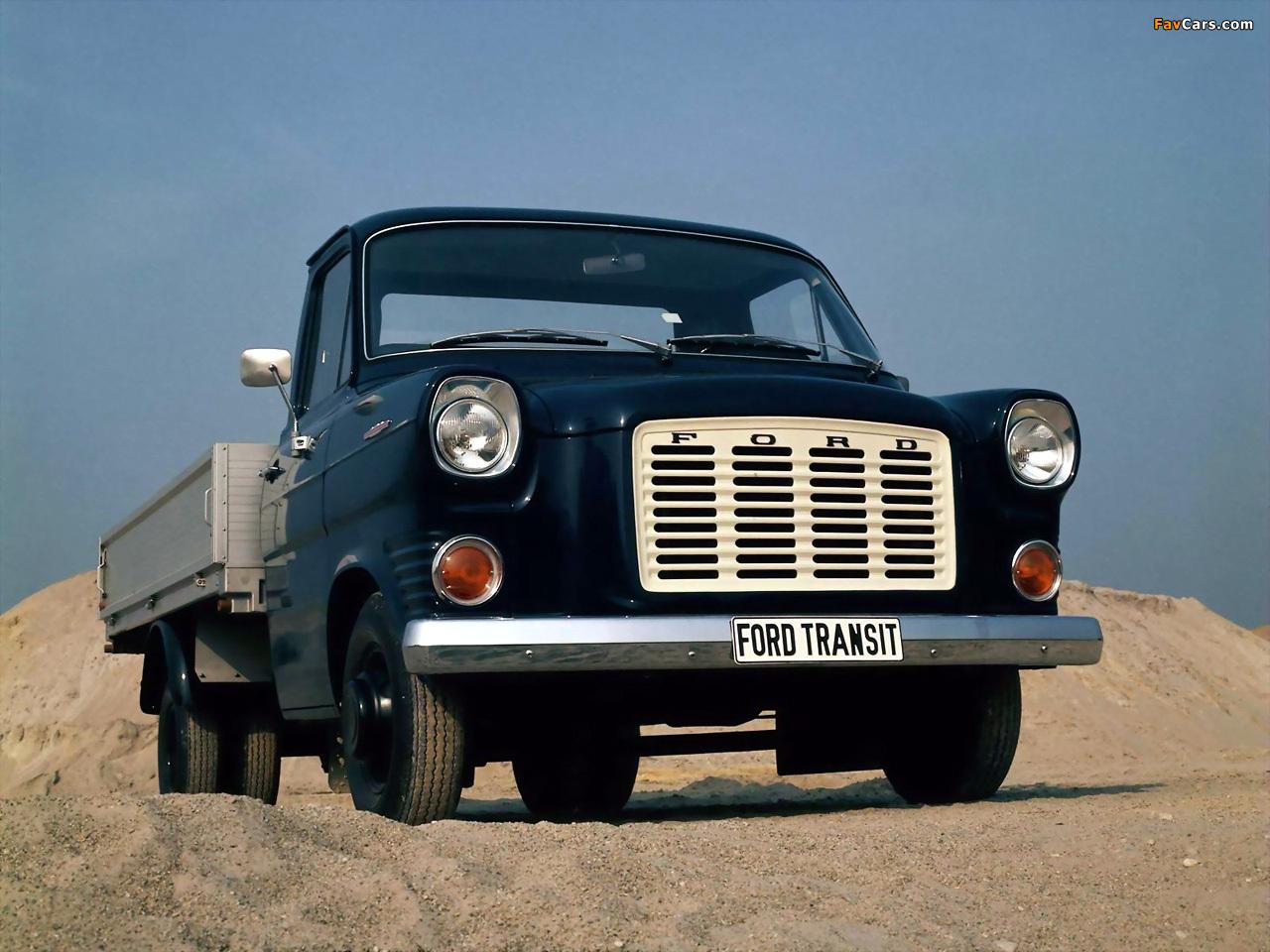 Ford Pickup 1965 foto - 4