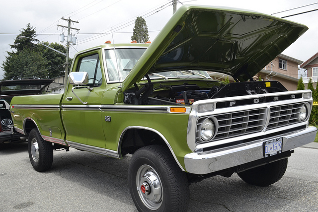 Ford Pickup 1974 foto - 2