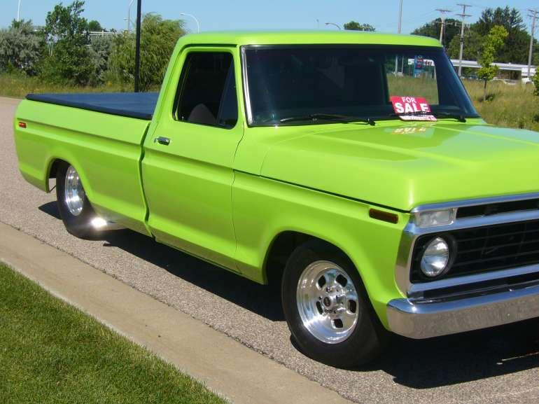 Ford Pickup 1974 foto - 5