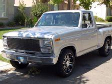 Ford Pickup 1980 foto - 1