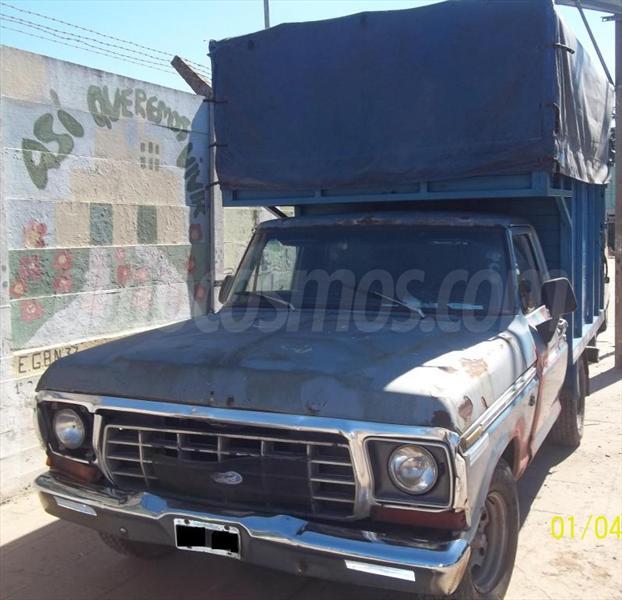 Ford Pickup 1980 foto - 4