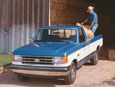 Ford Pickup 1980 foto - 5