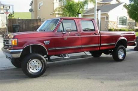 Ford Pickup 1990 foto - 1