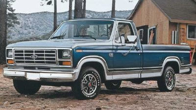 Ford Pickup 1990 foto - 2