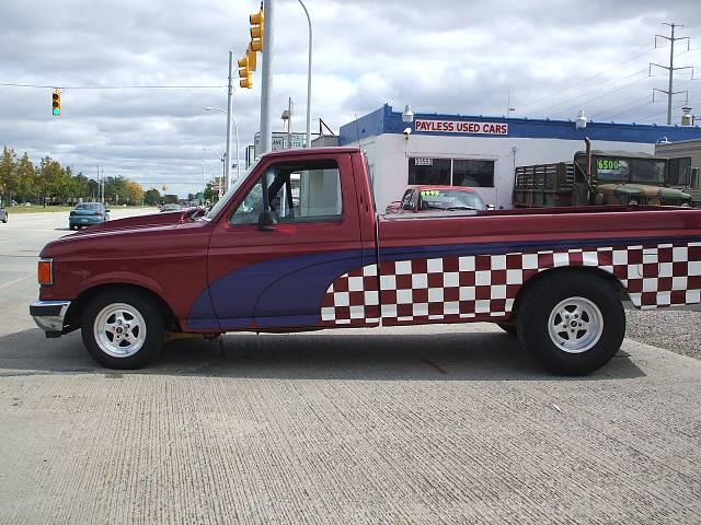 Ford Pickup 1990 foto - 4