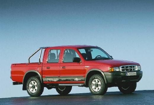 Ford Pickup 2000 foto - 2