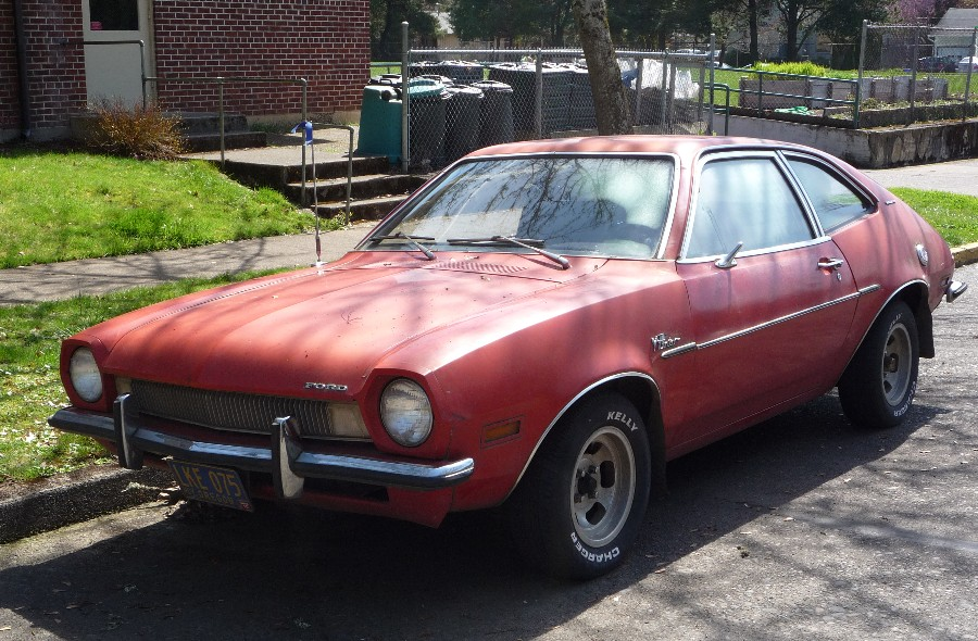 Ford Pinto 1970 foto - 2