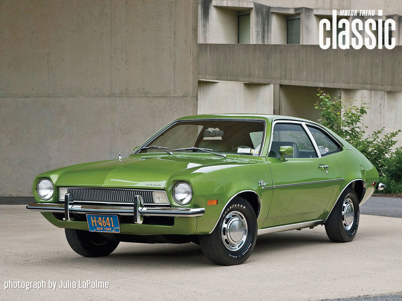 Ford Pinto 1970 foto - 4