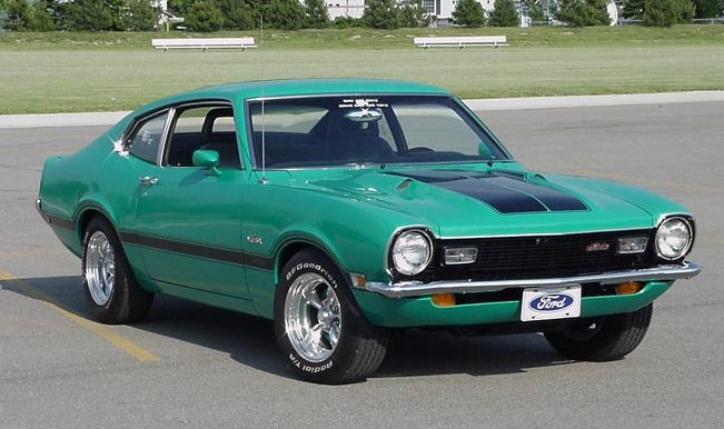 Ford Pinto 1974 foto - 1