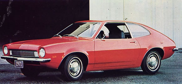 Ford Pinto 1977 foto - 1