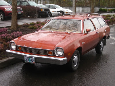 Ford Pinto 1977 foto - 4