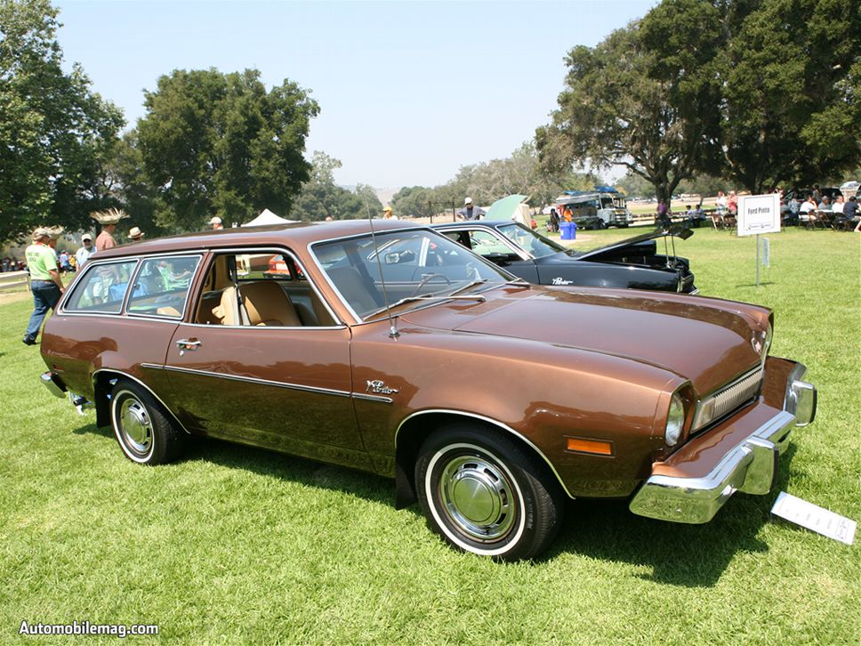 Ford Pinto 2014 foto - 3