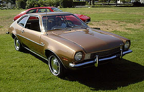 Ford Pinto 2015 foto - 2