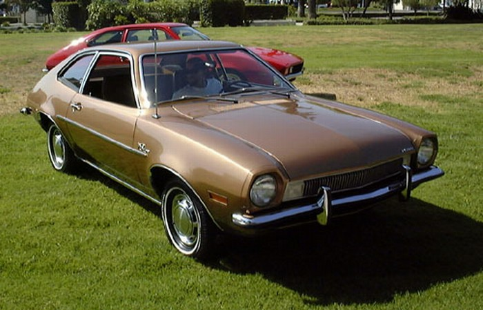 Ford Pinto 2015 foto - 3