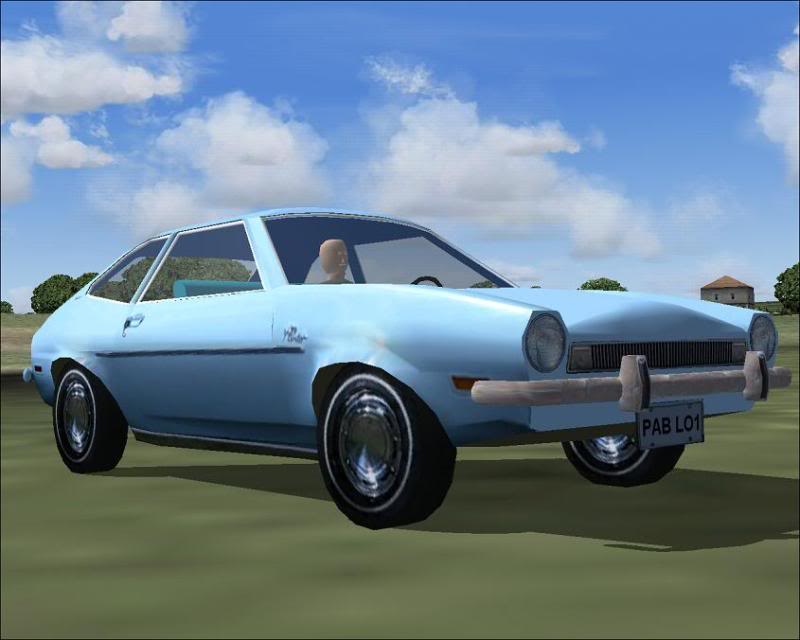 Ford Pinto 2015 foto - 5
