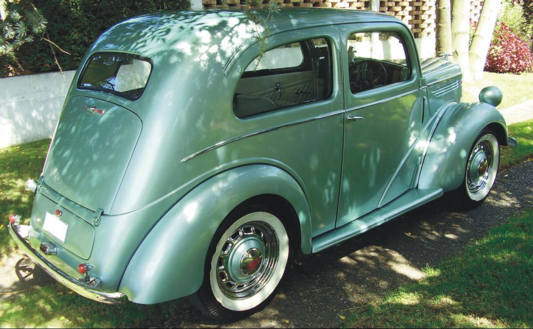 Ford Prefect 1947 foto - 1