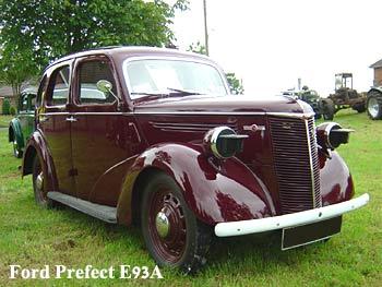 Ford Prefect 1947 foto - 2