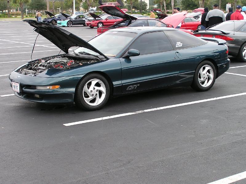 Ford Probe 1996 foto - 1