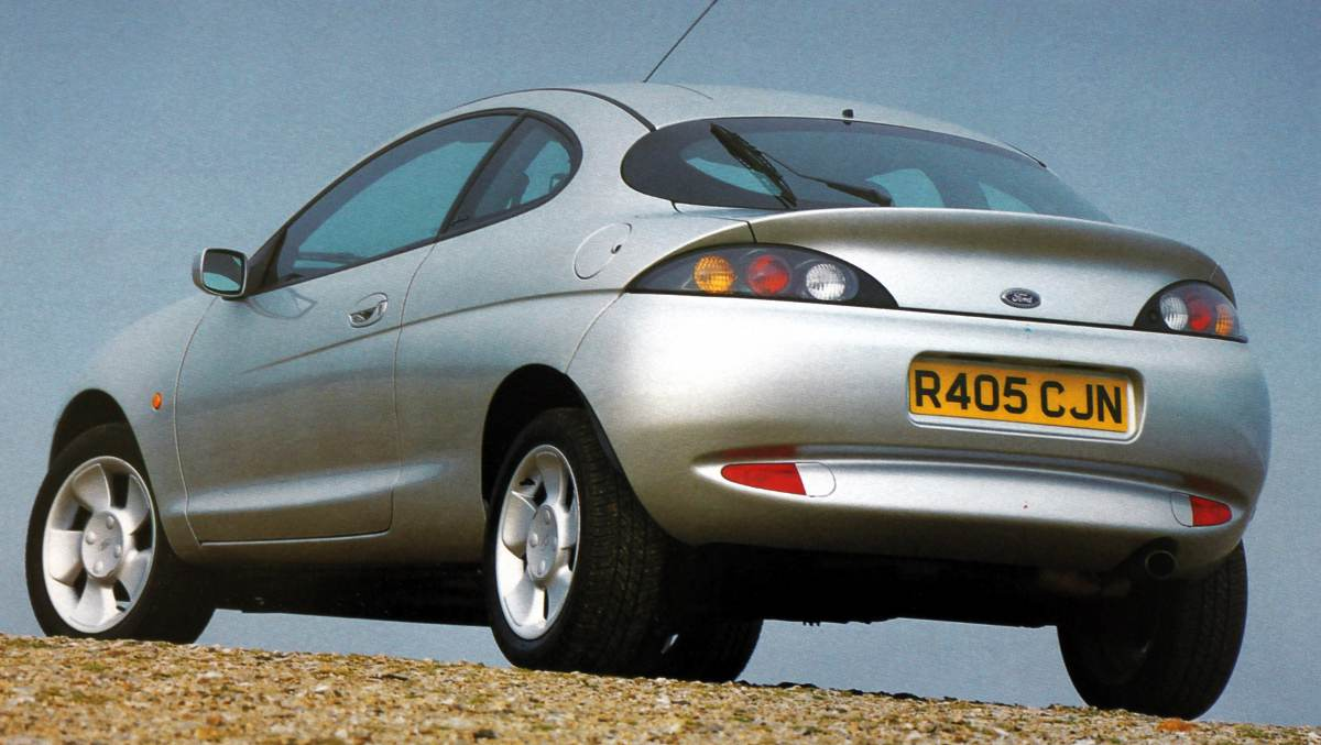 Ford Puma 1997 foto - 2